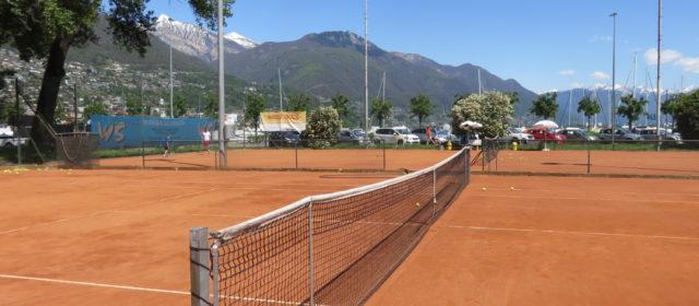 Tennisferien 2022 im Tessin